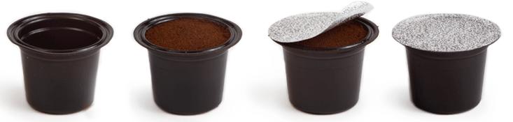 Cà phê viên nén là gì? Các thương hiệu cà phê viên nén nổi tiếng của Ý