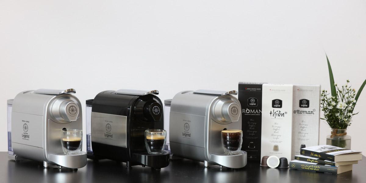 Giá máy pha cà phê viên nén bao nhiêu. Mua máy pha cà phê viên nén nào tốt?