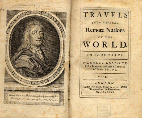 Ai-len - Jonathan Swift