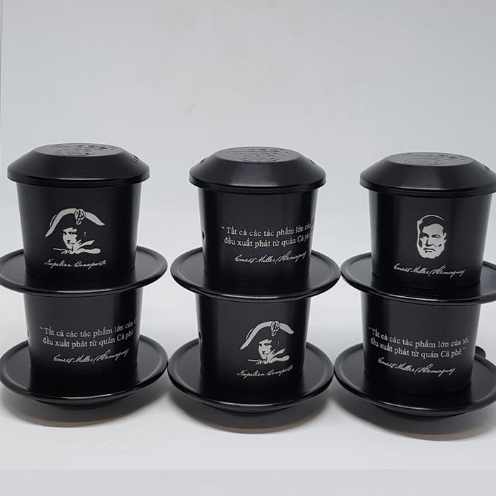Các loại phin pha cà phê được dùng phổ biến nhất hiện nay