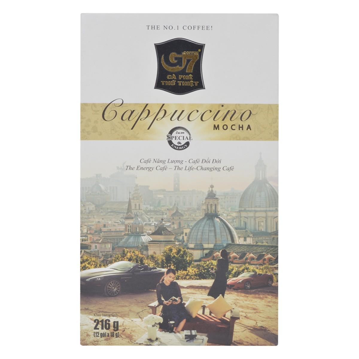 G7 Cappuccino Mocha