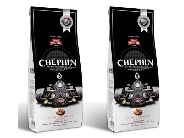 Cà phê Chế phin 5 Trung Nguyên 500gam