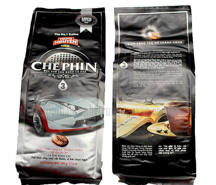 Cà phê Chế phin 3 Trung Nguyên