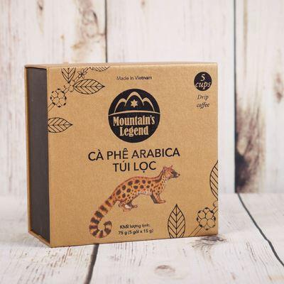 Cà phê Chồn Arabica( Mocha) - 75 gam