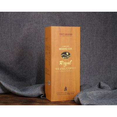 Cà phê Chồn Hạt Hoàng Gia( 200gam)