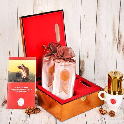 Cà phê Chồn HẠT Mocha( 250 gam)