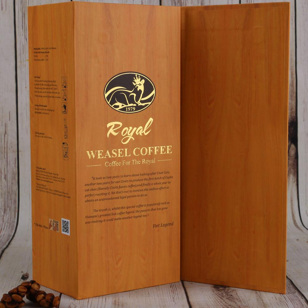 CAFE CHỒN HOÀNG GIA