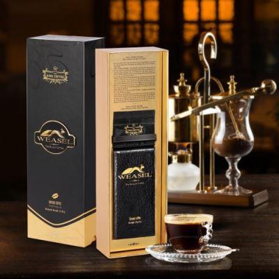 Cà phê Chồn KING COFFEE WEASEL 225gam