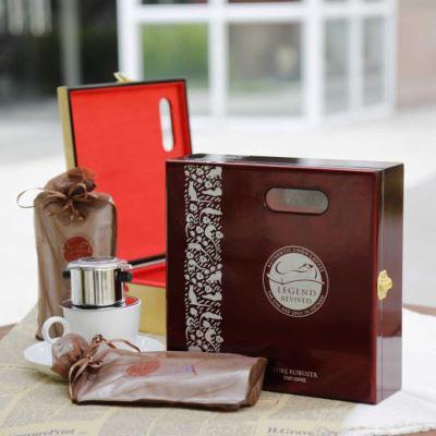 Cà phê Chồn Robusta 250gram