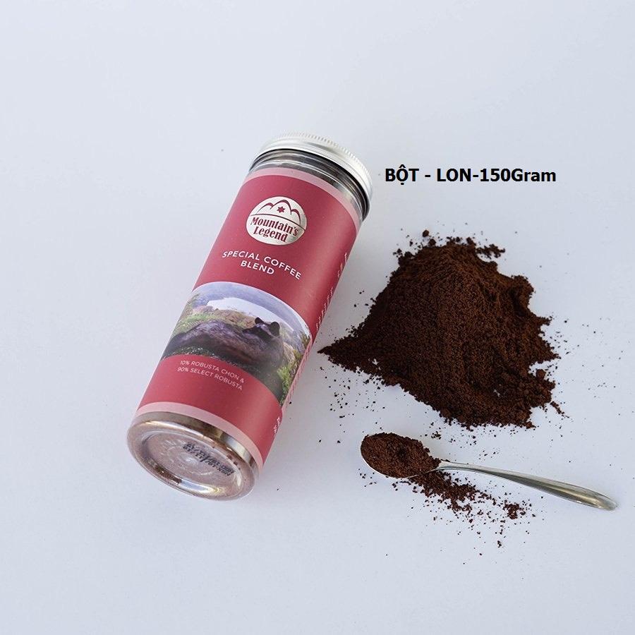 Cà phê chồn Robusta 150gam( Bột/Hạt)