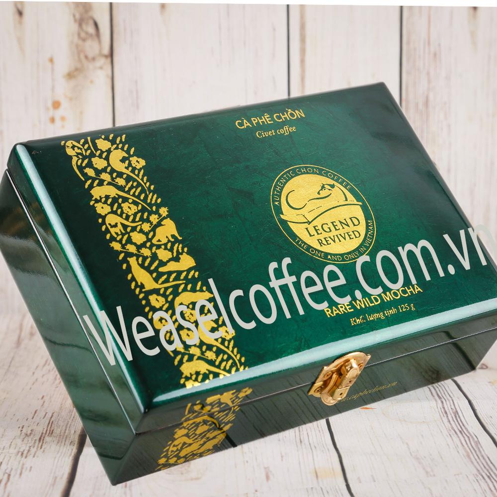 Cà phê chồn Tự Nhiên 125gam