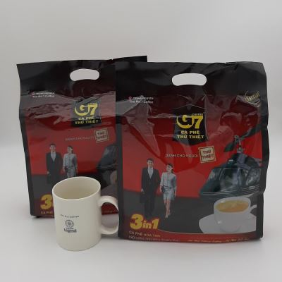 Cà phê G7 50 gói KHUYẾN MẠI LY SỨ