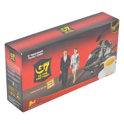 Cà phê G7 hòa tan 3in1-21 gói