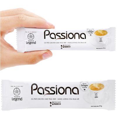 Cà phê G7 Passiona Trung Nguyên - Cà phê cho Phái Nữ