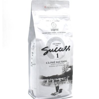 Cà phê hạt Trung Nguyên 1kg( Arabica-Robusta-Mộc)