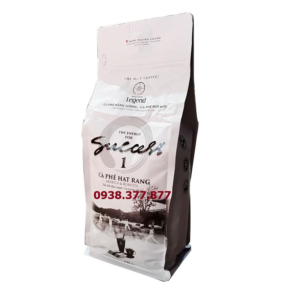 Cà phê hạt Trung Nguyên rang xay