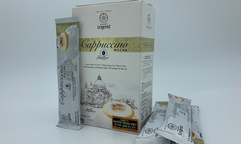 Cà phê hòa tan Cappuccino Mocha