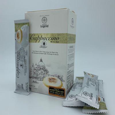 Cà phê hòa tan Cappuccino Mocha Trung Nguyên