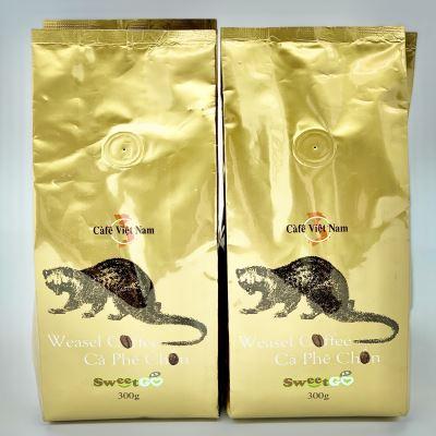 Cà phê hương Chồn 300gam( Bột)