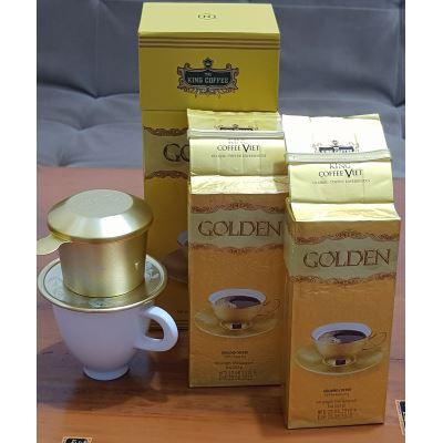 Cà phê King Coffee Golden Hộp 450gram
