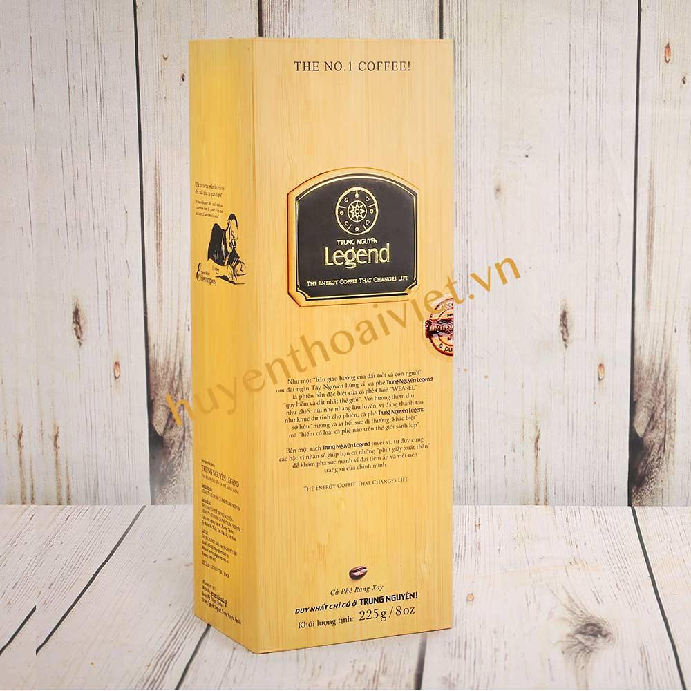 Cà phê Legend Trung Nguyên