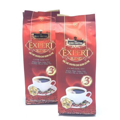 Cà phê Rang Xay EXPERT BLEND 3 King Coffee( Bịch 500gam)