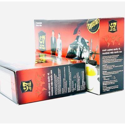 Cà phê sữa G7 hộp 21 gói Trung Nguyên