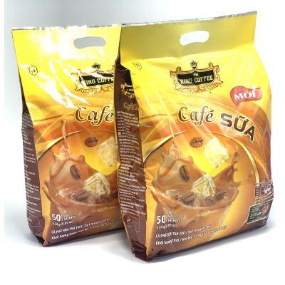 Cà phê sữa Kingcoffee Bịch 50 Gói x 24gam