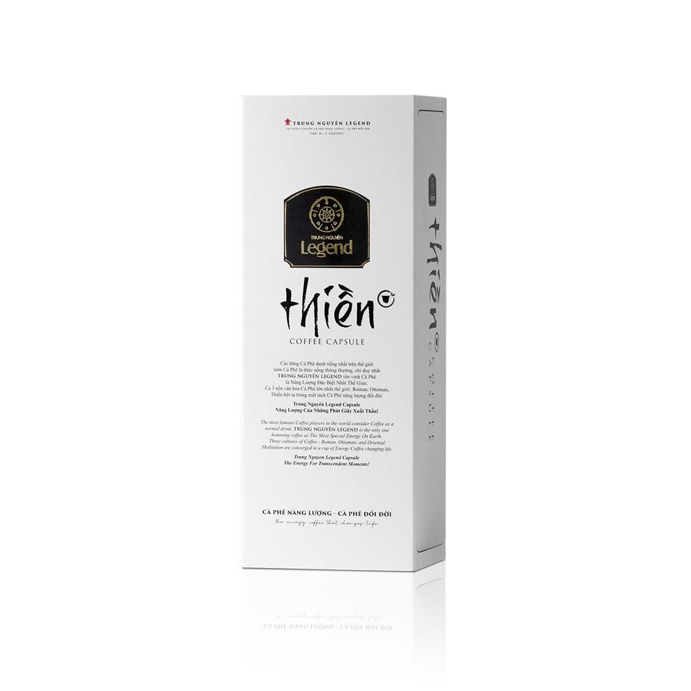 Cà phê Viên Nén THIỀN Trung Nguyên-Khuyến Mại