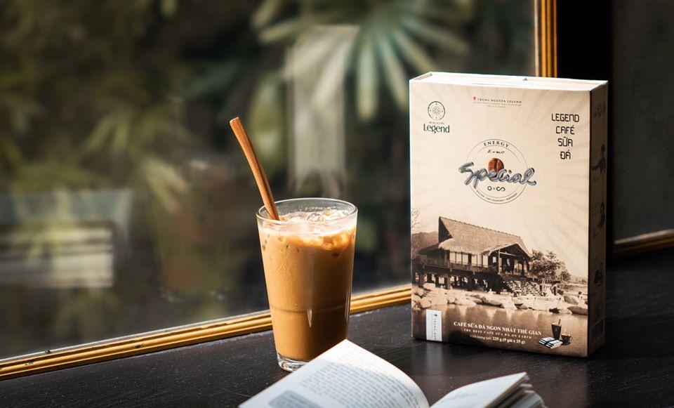 Địa chỉ mua cà phê Legend sữa đá ở đâu