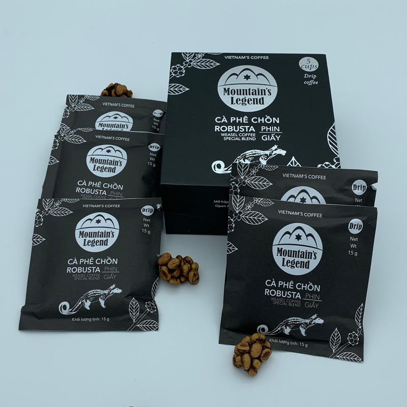 Công ty Huyền Thoại Việt luôn là nơi uy tín và đáng tin để bạn có thể tìm cho mình nhiều hộp quà tặng là cà phê cao cấp