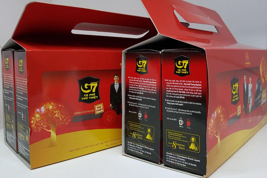 G7 hộp quà năng lượng hạnh phúc.