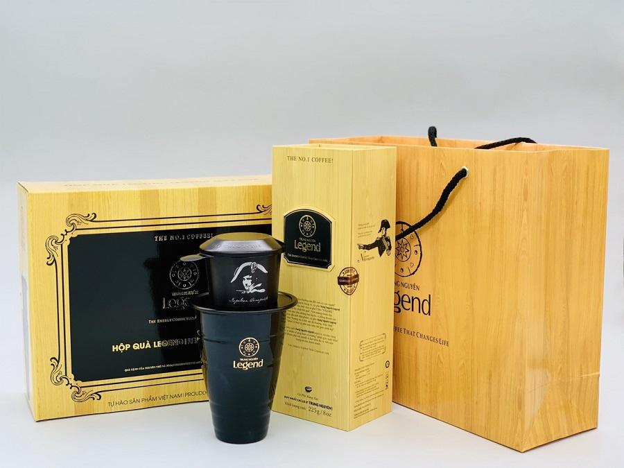Hộp Cà phê Legend Trung Nguyên
