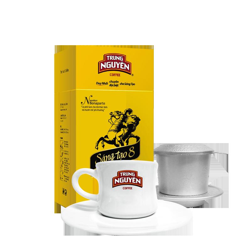 Cà phê Sáng Tạo Trung Nguyên