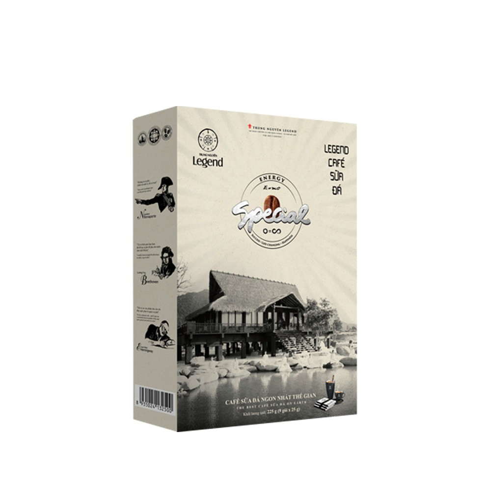 Cafe Legend Sữa Đá Trung Nguyên