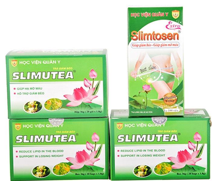 Liệu trình GIẢM CÂN của SLIMUTEA