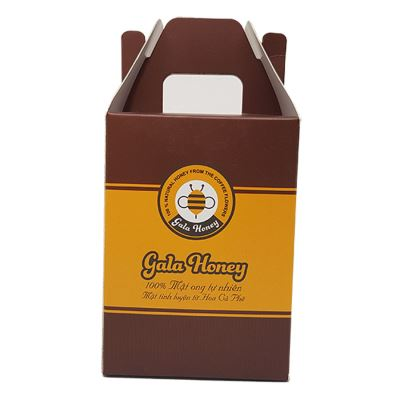 Mật Ong hoa cafe Gala Honey 500ml