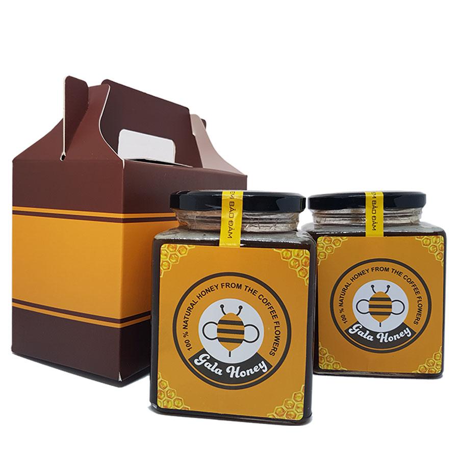 Mật Ong hoa cafe Gala Honey 500ml