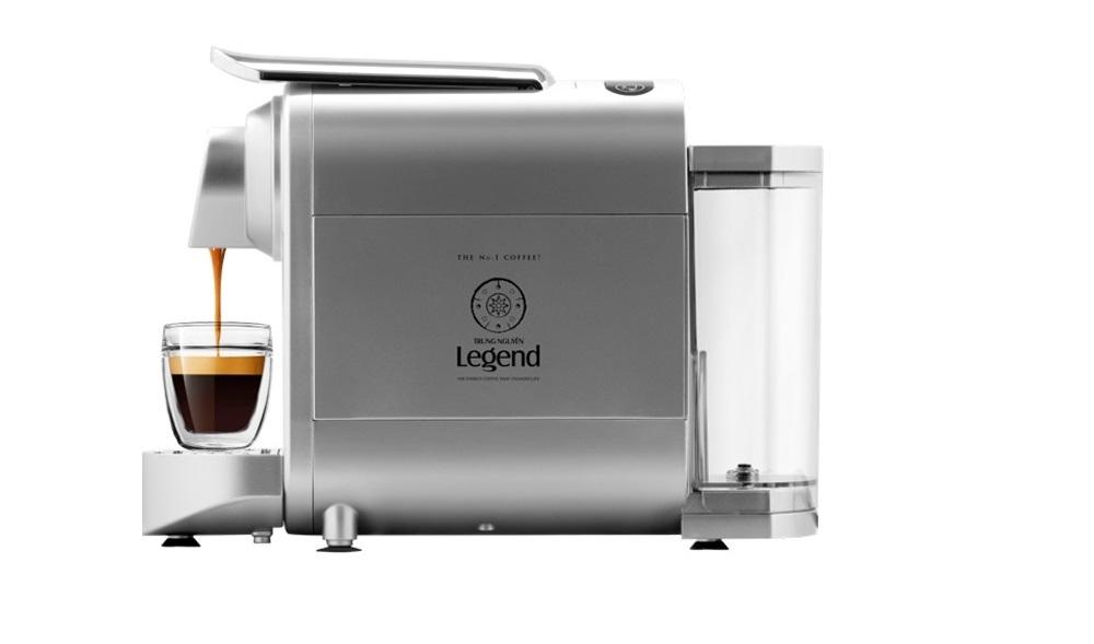 Giá máy pha cà phê viên nén bao nhiêu?