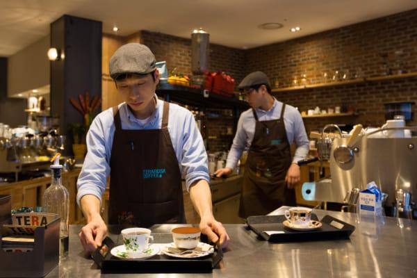 Xóa ngôi trà đạo, người Hàn uống cà phê mỗi ngày với gu riêng