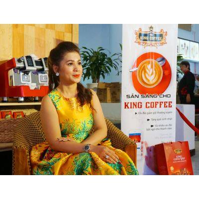 Nghẹn ngào cà phê Việt - Hội chợ Triễn lãm Café Show Quốc Tế