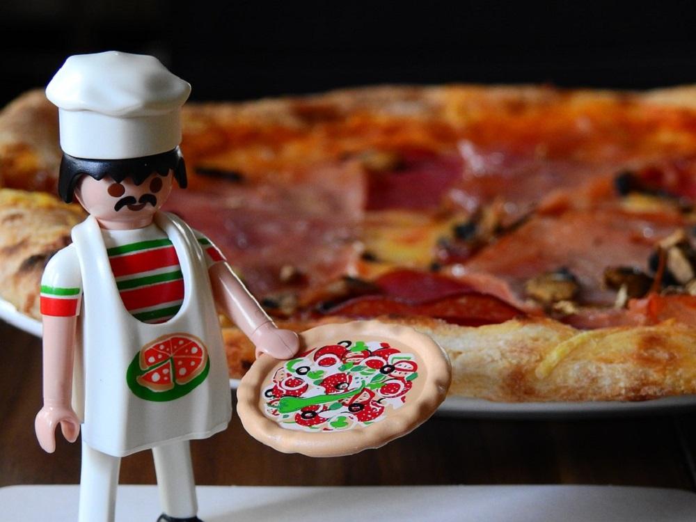 Pizza bánh mì