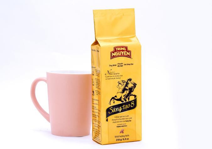 Gói cà phê sáng tạo 8 - 250gam