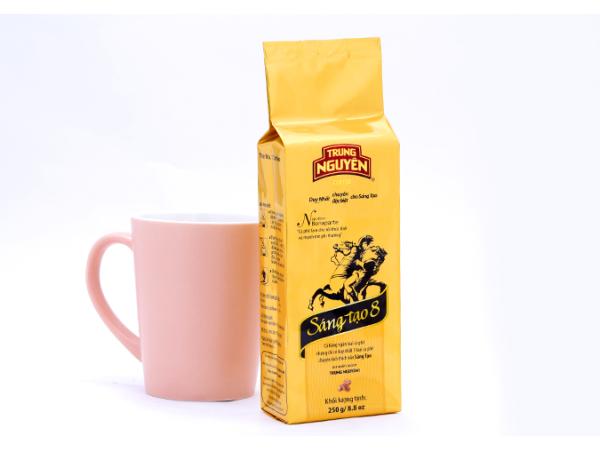 Cà phê Sáng tạo 8 gói 250gram