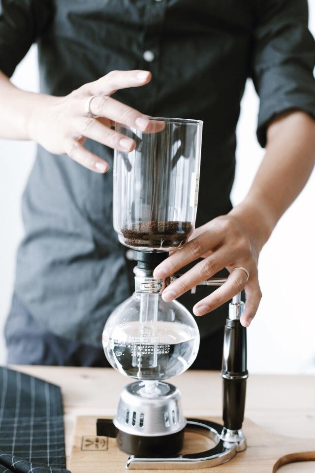 Bình pha cà phê Syphon Hario TCA5
