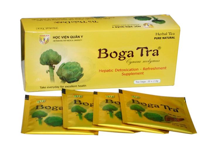 Trà thảo dược bổ gan BOGATRA