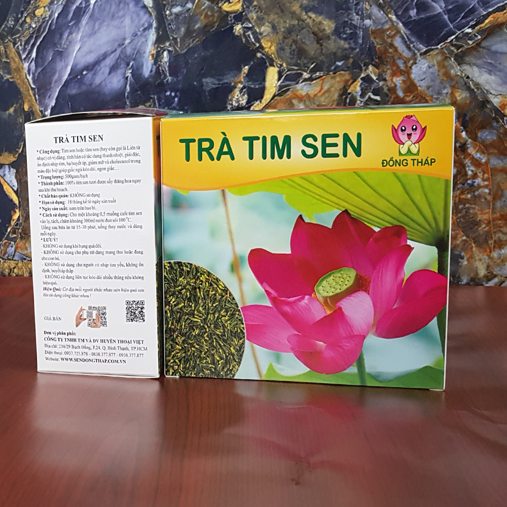 Trà Tim Sen 1Kg