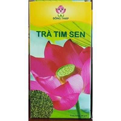 Trà tim sen Đồng Tháp 250gram