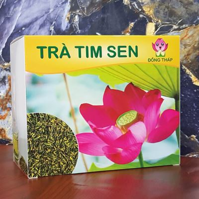 Trà tim sen Đồng Tháp 500gr