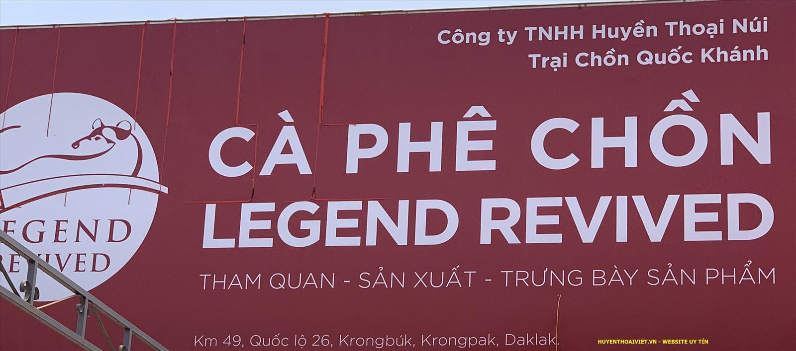 Trang Trại Chồn Quốc Khánh - Huyền Thoại Việt